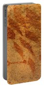 Diamond Pictographs Portable Battery Charger