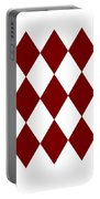 Diamond Poker Card Game Symbol Abstract Modern Art On T-shirts N Pod Navinjoshi Fineartameririca Portable Battery Charger