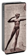 Diana - Goddess Of Hunt Portable Battery Charger