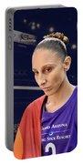Diana Taurasi Lgbt Pride 4 Portable Battery Charger