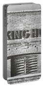 Dick's Brewery-historical Architecture  Portable Battery Charger