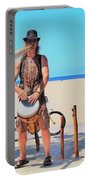 Didgeridoo Portable Battery Charger
