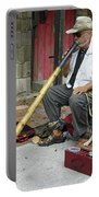 Didgeridoo Performer Portable Battery Charger