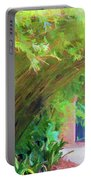 Digital Bamboo Rip Van Winkle Gardens  Portable Battery Charger