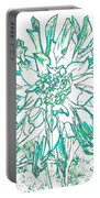 Digital Drawing 3 Portable Battery Charger