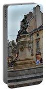 Dijon Fountain Portable Battery Charger