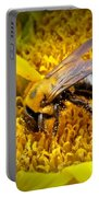 Diligent Pollinating Work Portable Battery Charger