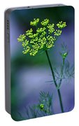 Dill Sprig Portable Battery Charger