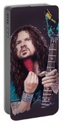 Dimebag Darrell  Portable Battery Charger