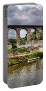 Dinan Port Brittany France Portable Battery Charger