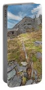 Dinorwic Quarry Ruins Portable Battery Charger