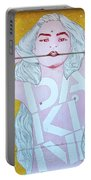 Disco Bey - Graffiti Art Portable Battery Charger