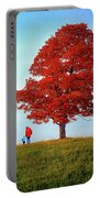 Discovering Autumn Portable Battery Charger