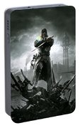 Dishonored Portable Battery Charger