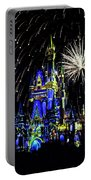 Disney 12 Portable Battery Charger