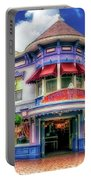 Disney Clothiers Main Street Disneyland 01 Portable Battery Charger