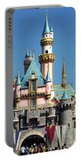Disneyland Castle Portable Battery Charger