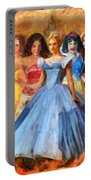 Disney's Princesses Portable Battery Charger