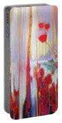 Distant Memory - A Semi Abstract Landscape Portable Battery Charger