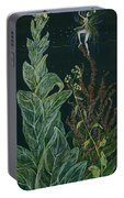 Ditchweed Fairy Mullein Portable Battery Charger