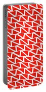 Diver Down Flag Portable Battery Charger