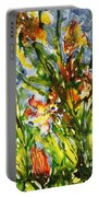 Divine Blooms-21061 Portable Battery Charger