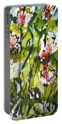 Divine Blooms-21069 Portable Battery Charger