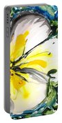 Divine Blooms-21167 Portable Battery Charger