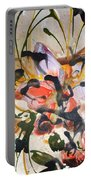 Divine Blooms-21171 Portable Battery Charger