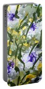 Divine Blooms-21172 Portable Battery Charger