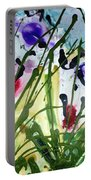 Divine Blooms-21174 Portable Battery Charger