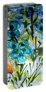 Divine Blooms-21180 Portable Battery Charger