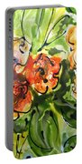 Divine Blooms-21192 Portable Battery Charger