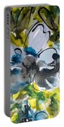 Divine Blooms-21195 Portable Battery Charger