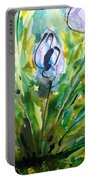 Divine Blooms-21196 Portable Battery Charger
