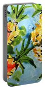 Divine Blooms-21197 Portable Battery Charger