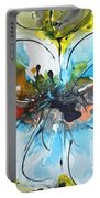 Divine Blooms-21199 Portable Battery Charger