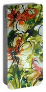 Divine Blooms-21203 Portable Battery Charger