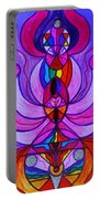 Divine Feminine Activation Portable Battery Charger