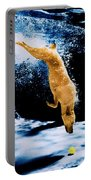 Diving Dog Underwater Portable Battery Charger