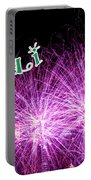 Diwali Greetings Card Portable Battery Charger