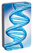 Dna Double Helix Portable Battery Charger