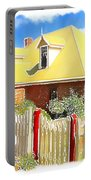 Do-00142 House And Fence Portable Battery Charger