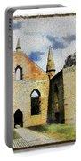 Do-00245 Church In Port Arthur Portable Battery Charger