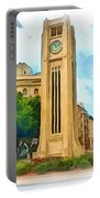 Do-00358 The Clock Tower Portable Battery Charger