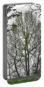 Do You See The Walking Tree Portable Battery Charger