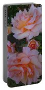 Does Roses Has Thorns Or Does Thorns Has Roses Portable Battery Charger