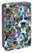 Dog Lovers Delight - Sharon Cummings Portable Battery Charger
