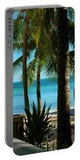 Dog's Beach Key West Fl Portable Battery Charger