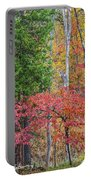 Dogwood And Cedar Portable Battery Charger